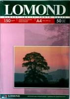 Lomond 0102018 Односторонняя глянцевая фотобумага для струйной печати , A4, 150 г/м2, 50 лис тов.