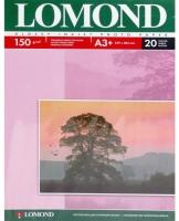 Lomond 0102026 Односторонняя глянцевая фотобумага  для струйной печати, A3+, 150 г/м2, 20 листов.