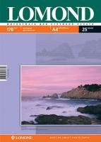 Lomond 0102032 Двусторонняя Матовая/Матовая фотобумага для струйной печати, A4, 170 г/м2, 25 листов.