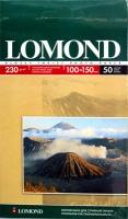 Lomond 0102035 Односторонняя глянцевая фотобумага  для струйной печати, A6, 230 г/м2, 50 листов.