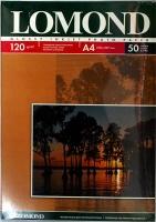 Lomond 0102053 Односторонняя глянцевая фотобумага  для струйной печати, A4, 140 г/м2, 50 листов.