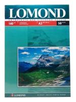 Lomond 0102066 Односторонняя Глянцевая фотобумага для струйной печати  A3 140g/m, 50 лист.