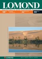 Lomond 0102074 Односторонняя матовая фотобумага   для струйной печати, A4, 140g/m, 100 листов.