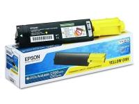 Картридж оригинальный желтый (yellow) Epson S050187, ресурс 4000 стр.
