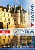 Lomond 0703411 Пленка для цветных лазерных принтеров прозрачная А4 , 10л. 100 мкм