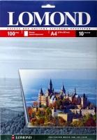 Lomond 0708461 Пленка односторонняя белая непрозрачная для струйных принтеров  A4 ,10л. 100мкм