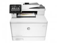 МФУ HP Color LaserJet Pro MFP M477fdn