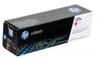 Картридж оригинальный пурпурный (magenta) HP CF213A  / 131A, ресурс 1600 стр.