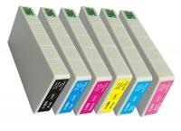 Набор картриджей оригинальный (блистер) Epson T5597 (Epson RX700)
