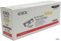 Картридж оригинальный желтый (yellow) Xerox 113R00690 (Phaser 6120), ресурс 1500 стр.