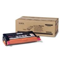 Картридж оригинальный пурпурный (magenta) Xerox 113R00724  (Phaser 6180), ресурс 6000 стр.