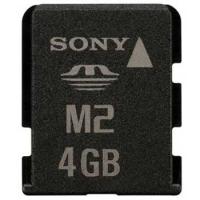 Карта памяти SONY Memory Stick Micro M2 4Gb