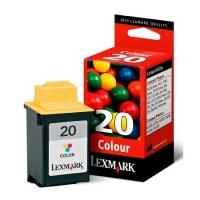 Картридж оригинальный Lexmark 15M0120 (№20) Color
