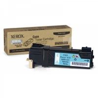 Картридж оригинальный голубой (cyan) Xerox 106R01335 (Phaser 6125), ресурс 1000 стр.