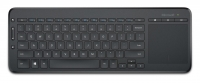 Клавиатура Microsoft All-in-One Media Keyboard Black USB