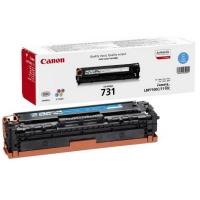 Картридж оригинальный голубой (cyan) Canon Cartridge 731 C, ресурс 1400 стр.