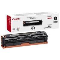 Картридж оригинальный черный (black) Canon Cartridge 731 Bk, ресурс 1500 стр.