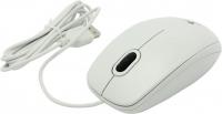 Мышь оптическая Logitech Optical B100 White USB