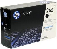 Картридж оригинальный HP CF226X (26X), увеличенной  емкости