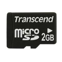 Карта памяти Transcend microSD 2Gb