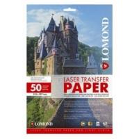Lomond 0807415 трансферная бумага для лазерной печати A4, 50 л. (св.ткань)