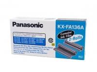 Термопленка оригинальная Panasonic KX-FA136A, ресурс 2 х 100 м.