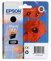 Картридж оригинальный T1701 Epson