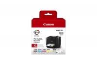 Набор картриджей оригинальный Canon CLI-2400 XL Bk/C/M/Y MULTI