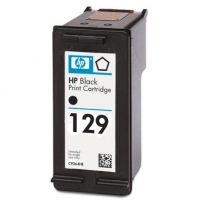 Картридж оригинальный (в технологической упаковке) HP C9364HE (№129) Black, ресурс 420 стр.