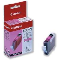 Картридж оригинальный пурпурный (magenta) Canon BCI-3ePM, ресурс 390 стр.