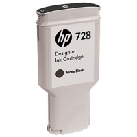 Картридж оригинальный HP F9J68A (№728) Black