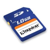 Карта памяти Kingston SD/1024 1Gb