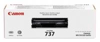 Картридж оригинальный Canon Cartridge 737 Black, ресурс 2400 стр.