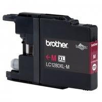 Картридж оригинальный (блистер) Brother LC-1280XL-M, ресурс 1200 стр.