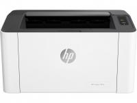 Монохромный лазерный принтер HP Laser M107a
