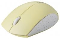 Оптическая беспроводная мышь Rapoo Mini 3360 Yellow USB