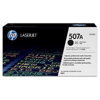 Картридж оригинальный черный (black) HP CE400A №507A, ресурс 5500 стр.