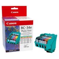 Фотокартридж оригинальный Canon BC-34, ресурс 280 стр.