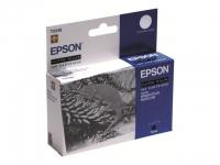 Картридж оригинальный (в технологической упаковке) матовый черный (matte black) Epson T0348, ресурс 440 стр.
