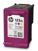 Картридж оригинальный (в технологической упаковке) HP F6V18AE (123XL) Color