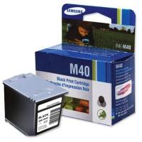 Картридж оригинальный Samsung M40 Black, ресурс 750 стр.