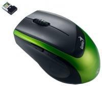 Оптическая беспроводная мышь Genius DX-7100 Black-Green USB
