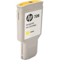 Картридж оригинальный HP F9J65A (№728) Yellow