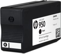 Картридж оригинальный (в технологической упаковке) HP CN049AE (№950) Black, ресурс 1000 стр.