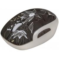 Оптическая беспроводная мышь Defender To-GO MS-565 Nano Rock Bloom Grey USB