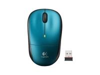 Оптическая беспроводная мышь Logitech Wireless M215 Blue