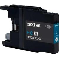 Картридж оригинальный (в технологической упаковке) Brother LC-1280XL-C, ресурс 1200 стр.
