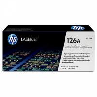 Фотобарабан (драм-картридж) оригинальный HP CE314A (126A / 126А), ресурс до 14 000 стр. (ч/б), до 7000 стр. (цвет)