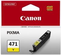 Картридж оригинальный Canon CLI-471 Y