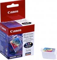 Картридж оригинальный (фотоголовка) Canon BC-12, ресурс 200 стр.